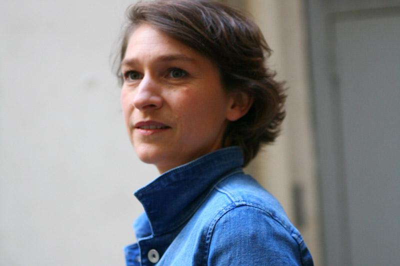 Aurélia Labayle, collectif La Ville, au loin
