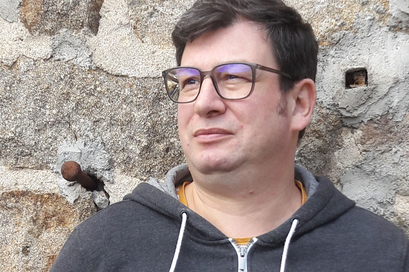 Erwan Le Roy Arnaud, collectif La Ville, au loin